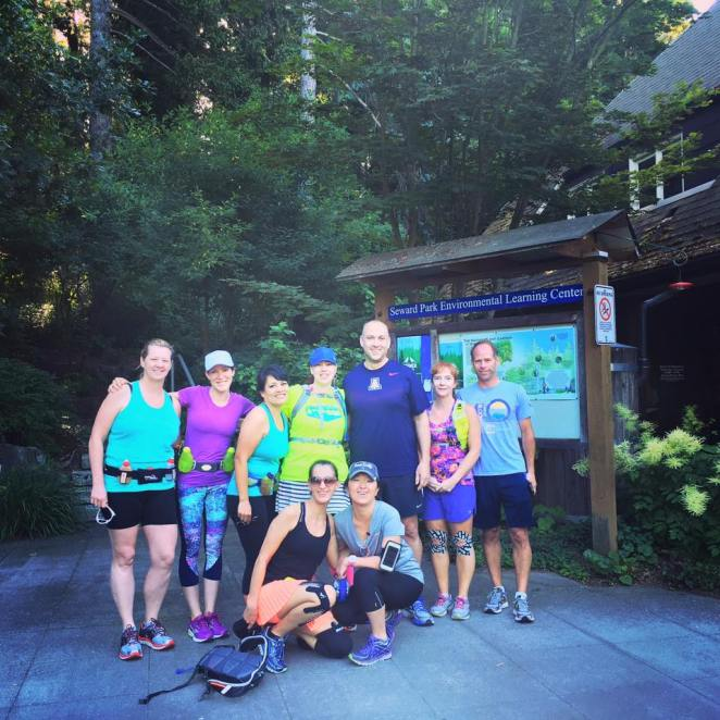 redmond running group