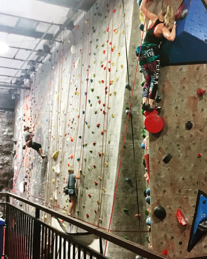 tucson climb