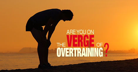 A to Z Challenge: O is for Overtraining