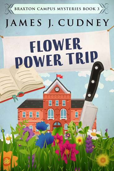 Flower Power Trip: Book Review📚