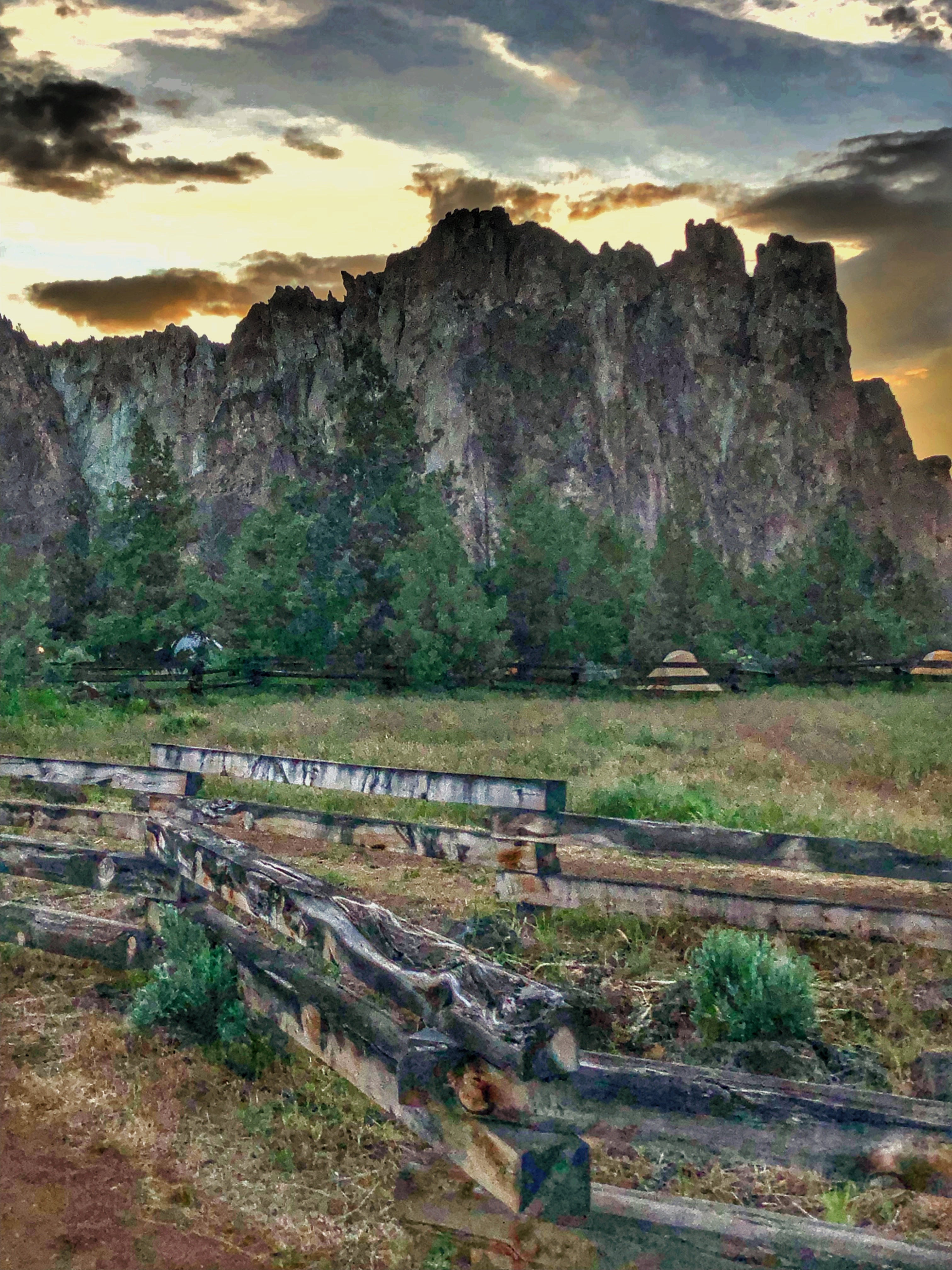Climbing Adventures at Smith Rock State Park